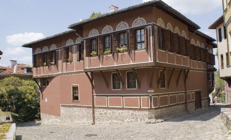Къща в стария град на Пловдив