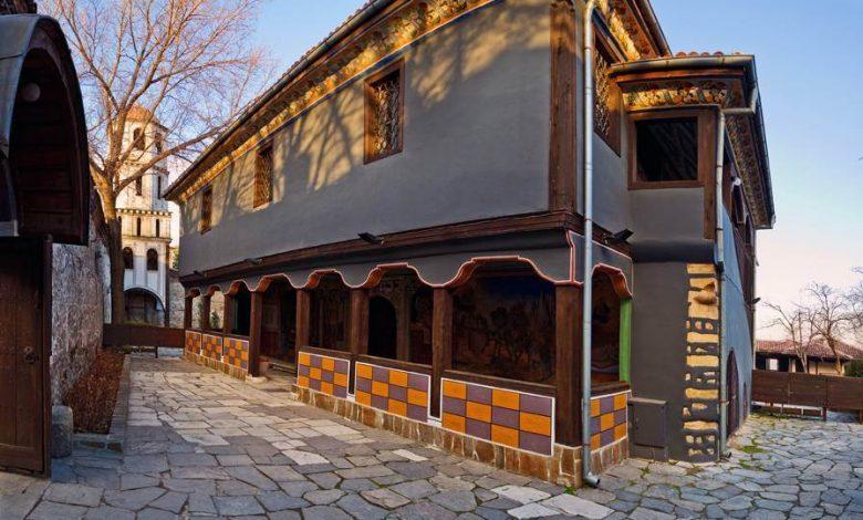 Църквата Свети Константин и Елена в Пловдив