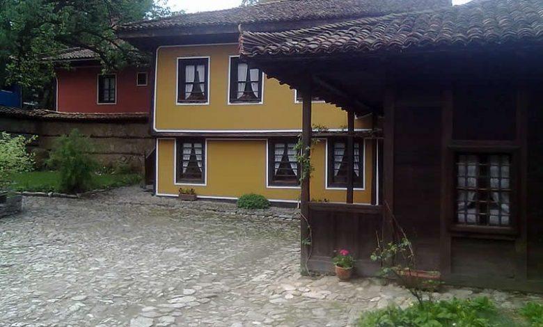 Къща музей на Любен Каравелов в Копривщица